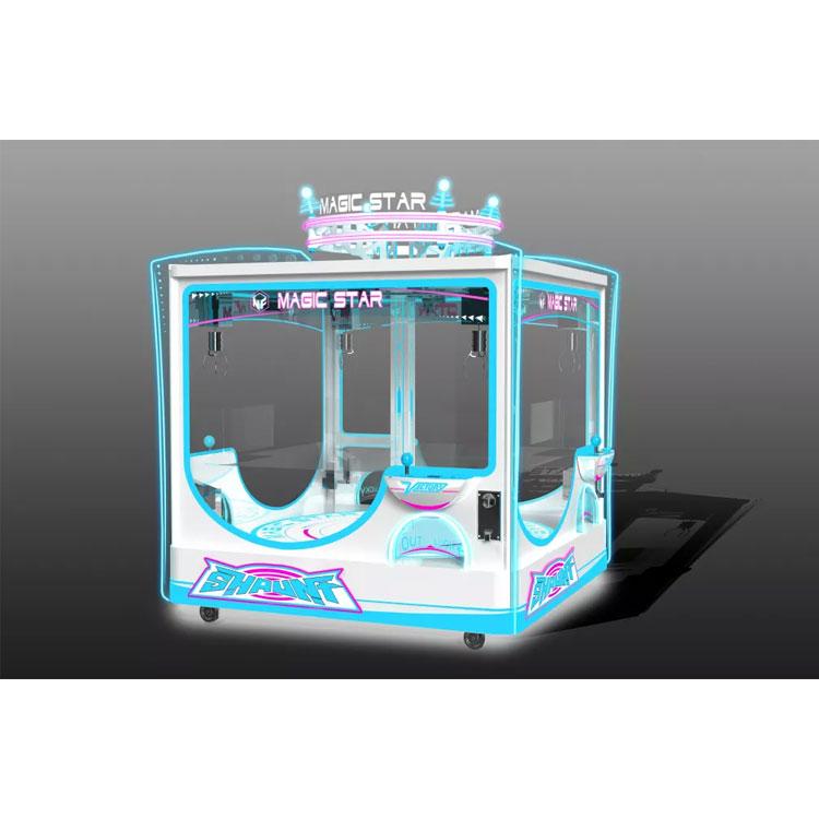 Move Star Claw Machine (4P) | Vending Machine