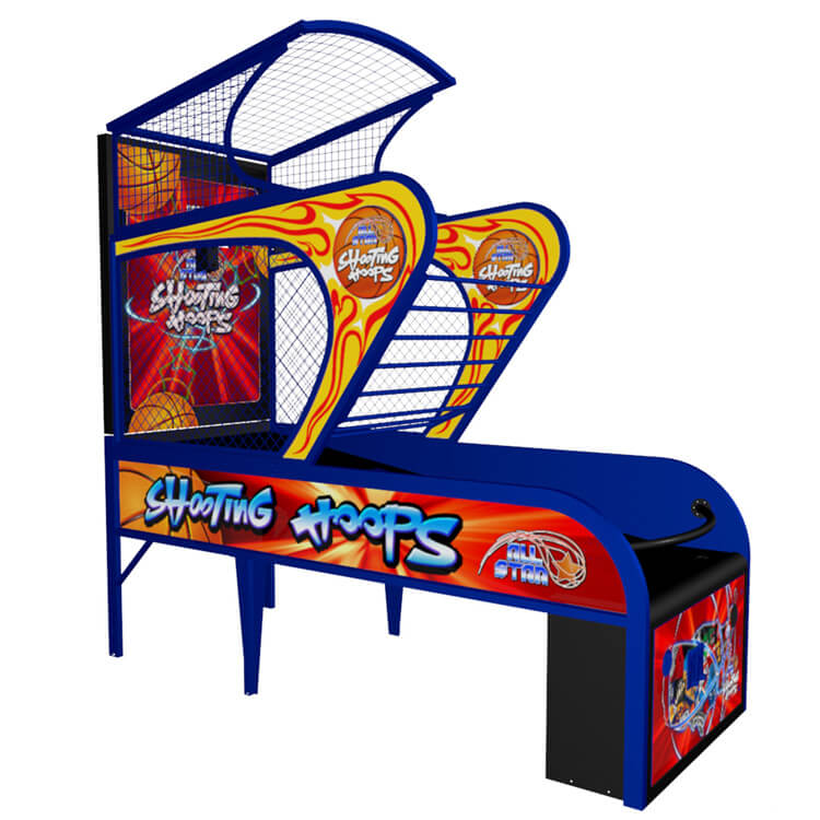 Shooting Hoops NF-R09 Basketball Machine