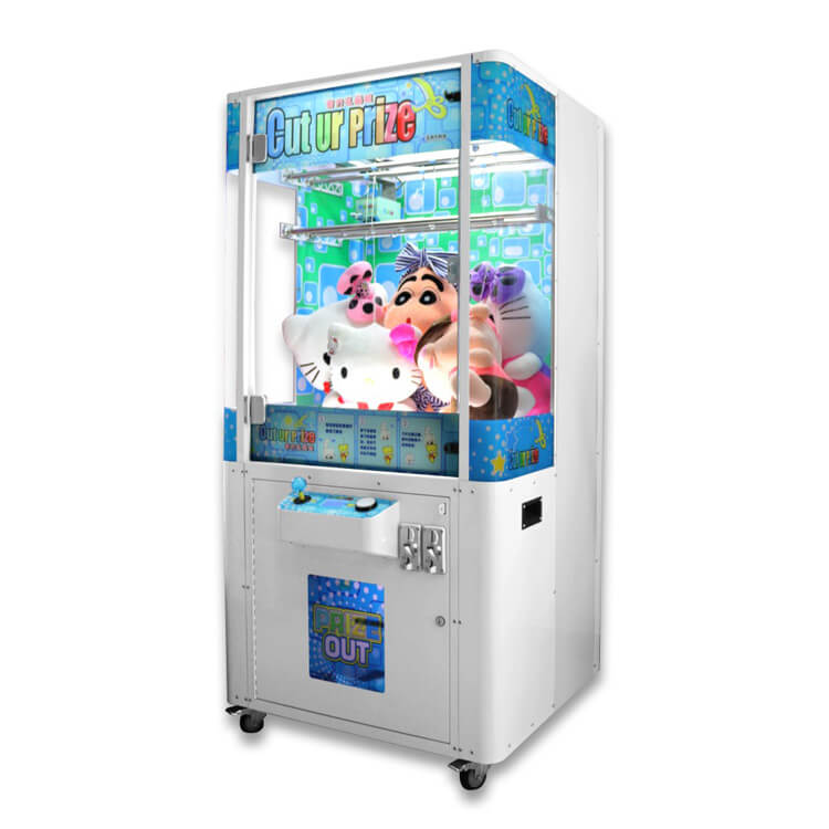 Barber Cut Machine | Toy Crane Vending Game Machine