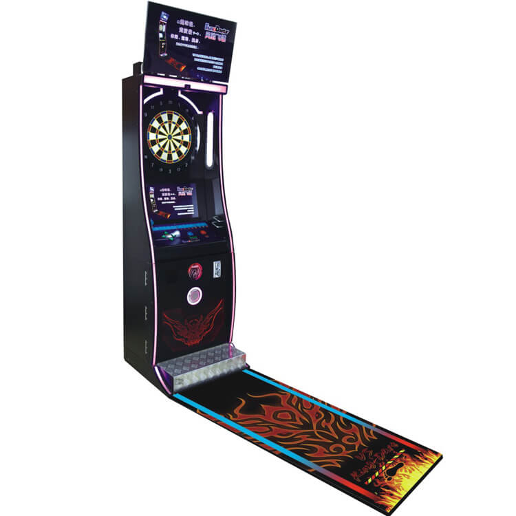 Funs Dart Machine NF-R81 Dart Machine  Arcade Sport Amusement