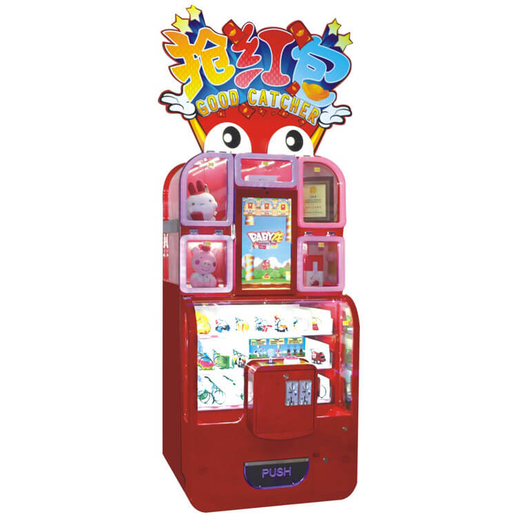 Hot Sale Coin Operated Prize Machine | Arcade Toy Machine