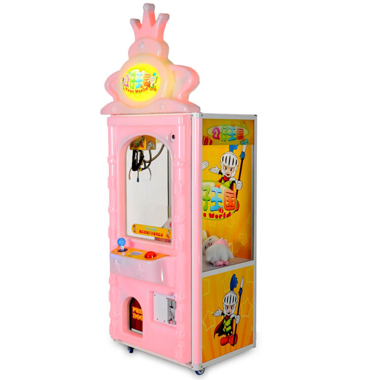 Toys World NF-P32B Crane Game Machine