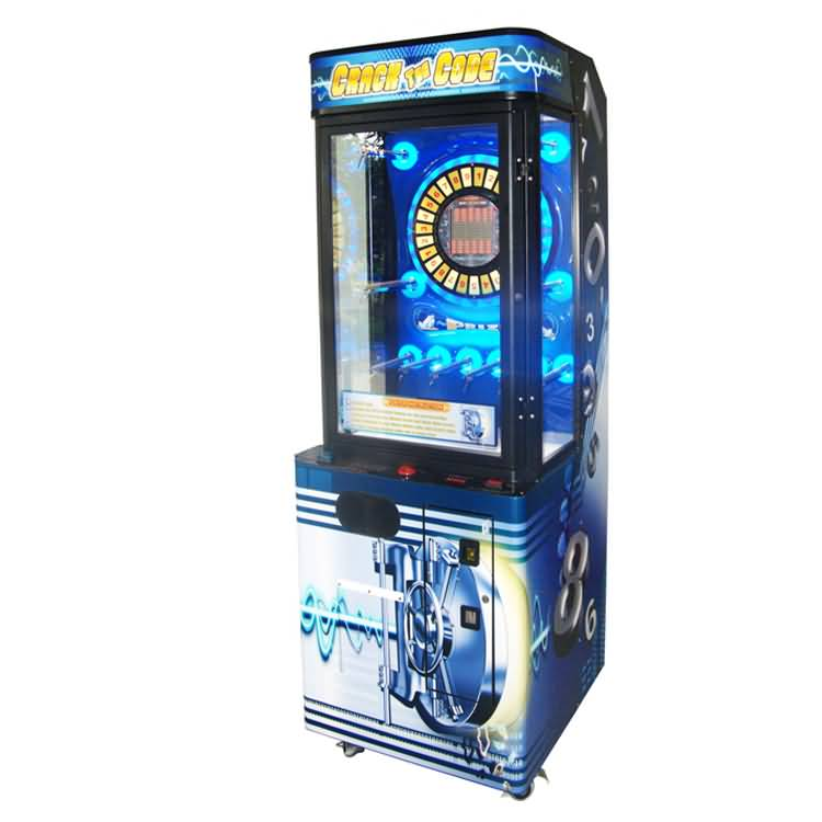 Amusement Game Machine Factory |Crack the Code Prize Game Machine