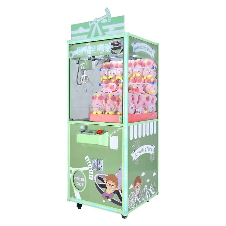 Claw Crane Plush Machines for Sale|Arcade Claw Machine Manufacturer