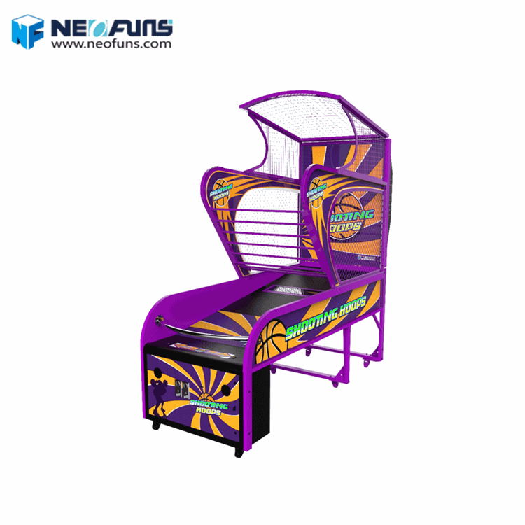 Shooting Hoops NF-R09 Basketball Arcade Game Machine