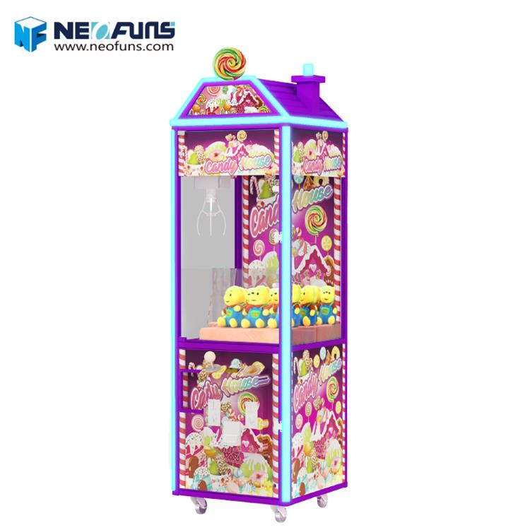 Candy Store NF-NC4 Mini Candy Crane Vending Machine