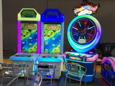 How to Choose a Amusement Game Machine?
