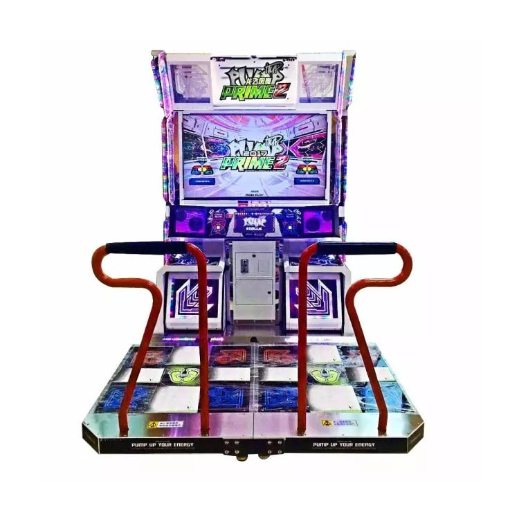 Dance upgrade version arcade machine
