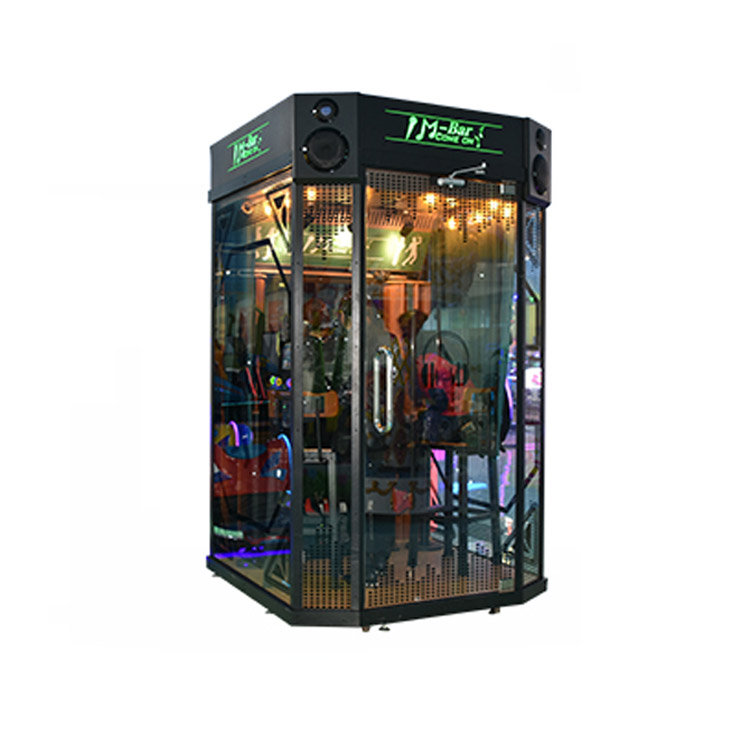 Karaoke Master M-Bar arcade machine