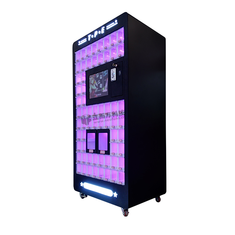 Lipstick Vending machine - Neofuns