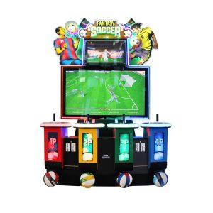 fifa soccer arcade machine
