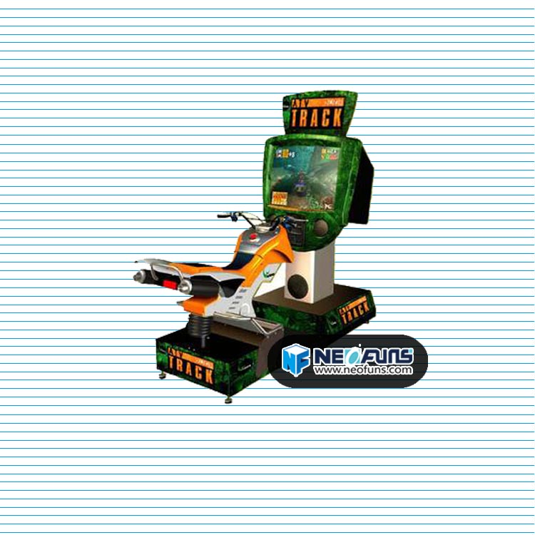 Arcade Games - ATV Track Racing Arcade Machine