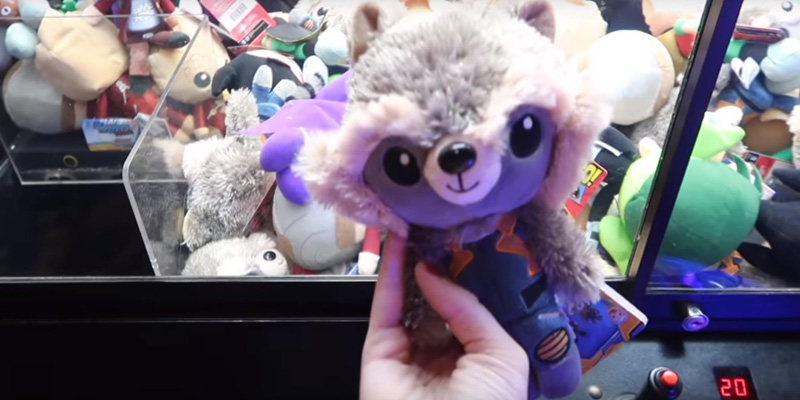 Bringing in the Business: Claw Machines for the Thrill Seekers and Game Players