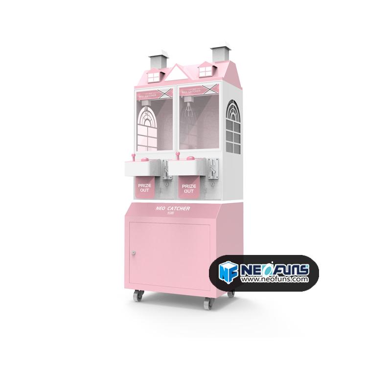 Full House Double Mini Claw Machine
