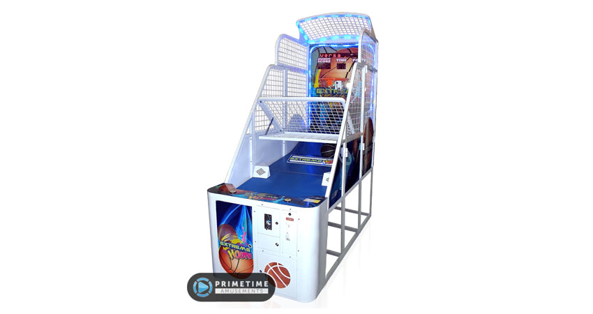 Extreme Hoops Basketball Arcade Game Machine