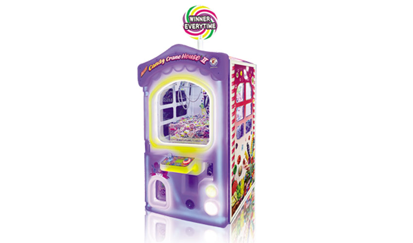 the Candy Crane House