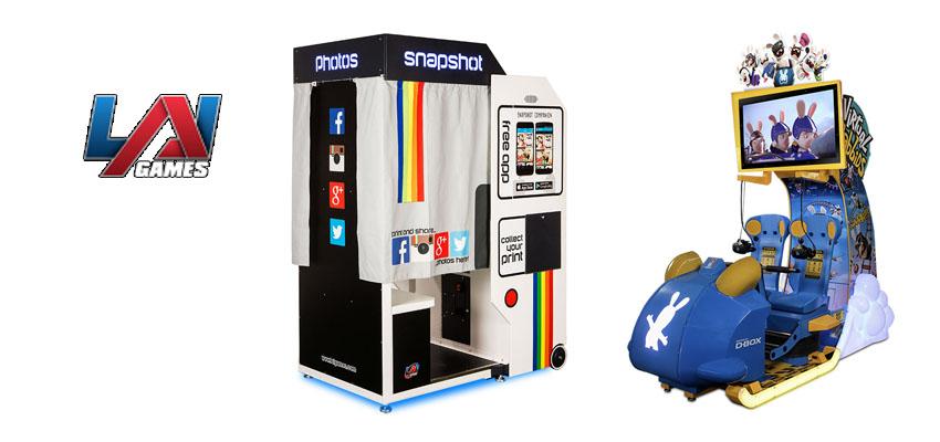 Laigames arcade