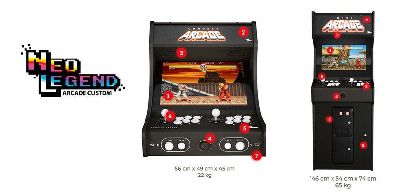 Neo-legend Arcade