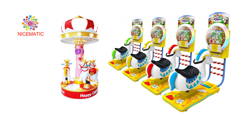 Nicematic arcade